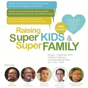 Mudita Talk : Raising Super Kids & Super Family