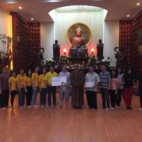 Donasi Untuk MLC dari OBM Jakarta
