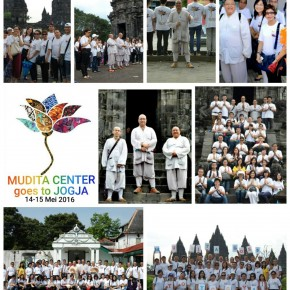 Mudita Goes To Jogya